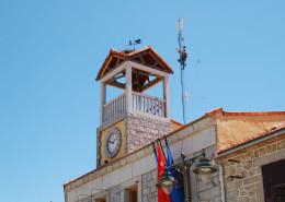 Antena Ayuntamiento de Moralzarzal