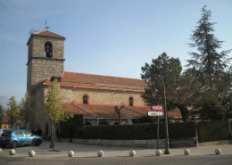 Moralzarzal Iglesia San Miguel Arcángel