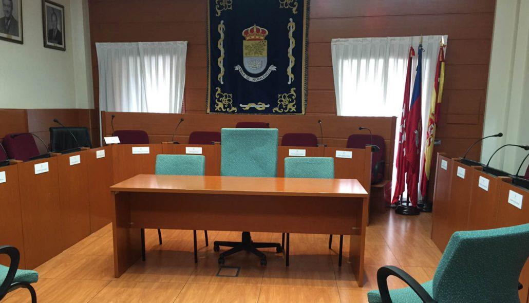 Convocatoria del pleno ordinario del 5 de noviembre ayuntamiento de moralzarzal - Spa moralzarzal ...