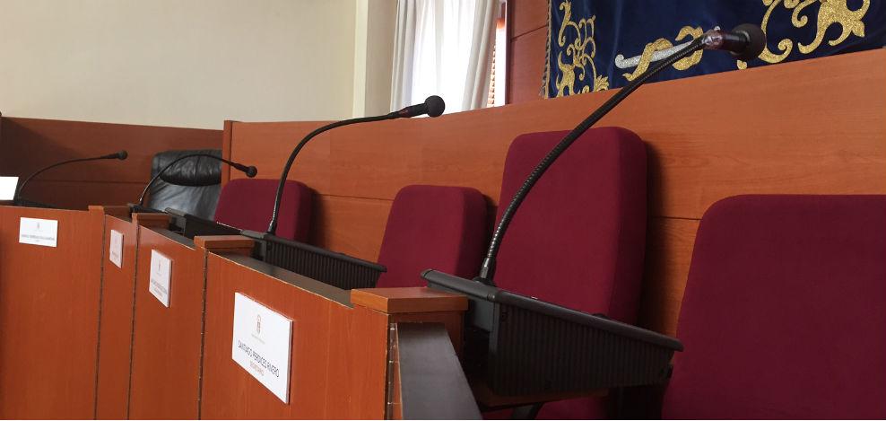 Convocatoria del pleno ordinario del 3 de diciembre ayuntamiento de moralzarzal - Spa moralzarzal ...