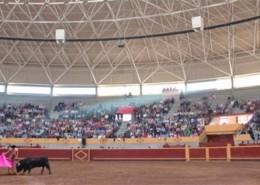 corrida de toros en Moralzarzal