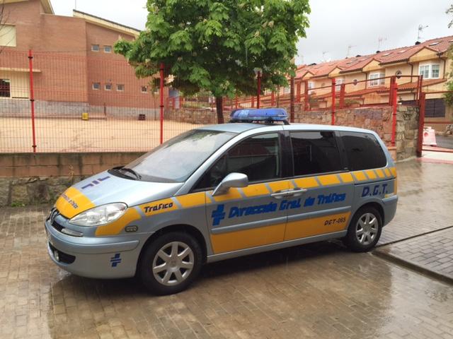 Controles preventivos de velocidad con radar m vil hasta - Jefatura provincial de trafico santander ...
