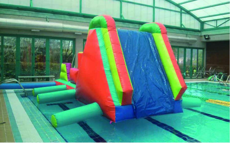 Ven al parque acu tico de la piscina ayuntamiento de for Piscina moralzarzal