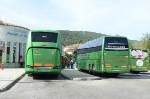 Estación de autobuses de Moralzarzal