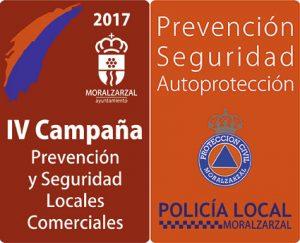 Distintivo Campaña Prevención y Seguridad en Locales Comerciales