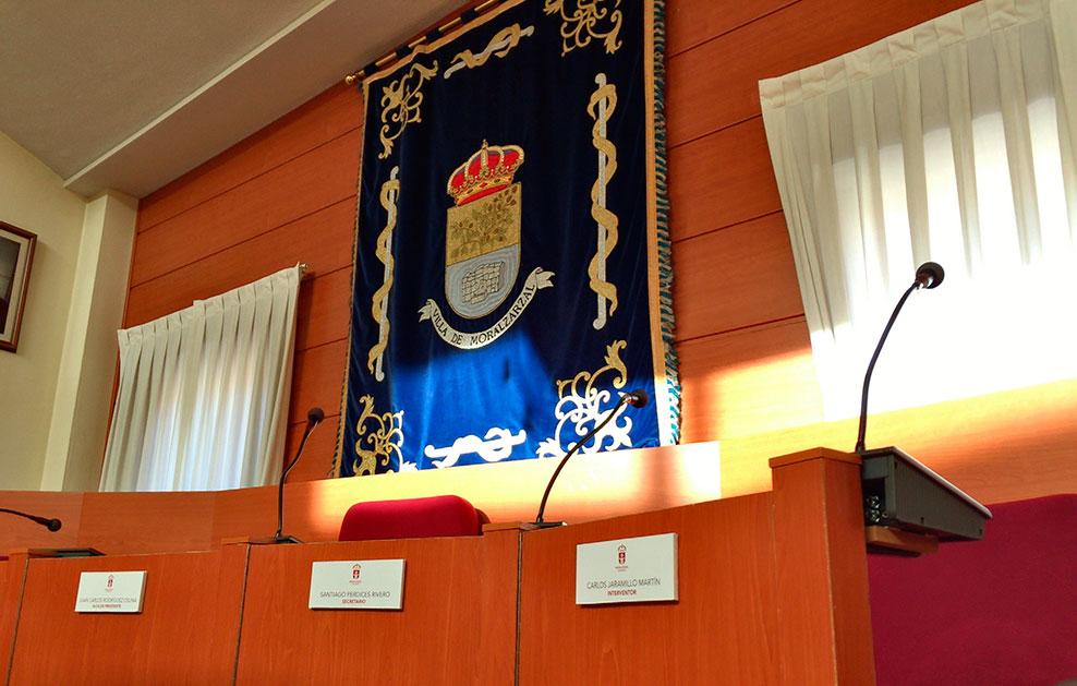 Convocado el pleno del mes de enero para el pr ximo jueves ayuntamiento de moralzarzal - Spa moralzarzal ...
