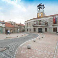 Plaza del Ayuntamiento de Moralzarzal