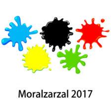 Logo de las olimpiadas Escolares de Moralzarzal