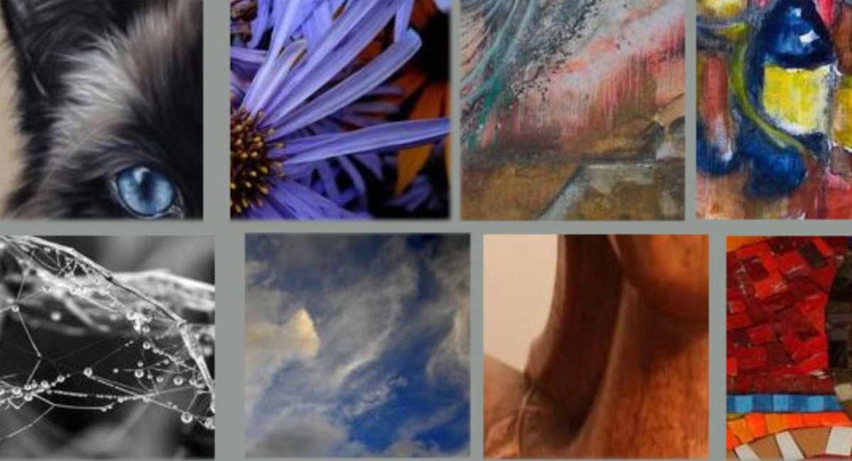 Fragmento de diferentes pinturas