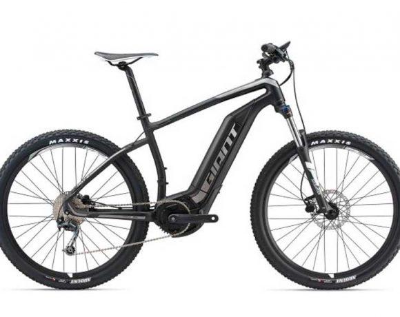 Bicicleta eléctrica Giant