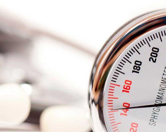 manómetro para tomar la tensión