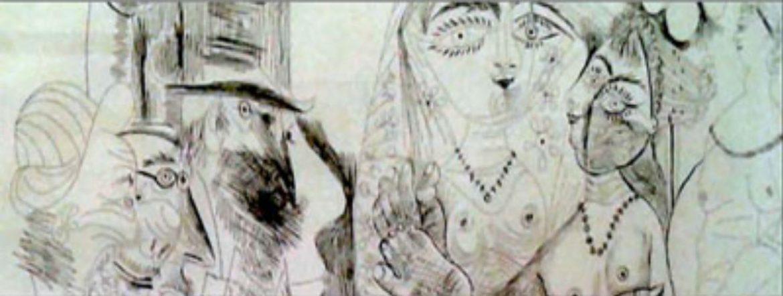 Ilustración de Picasso