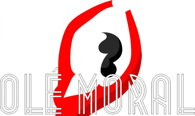 Logo de OléMoral con una bailaora