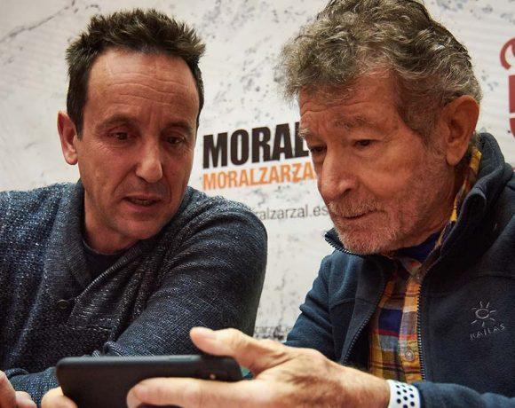 Juan Carlos Rodríguez Osuna y Carlos Soria