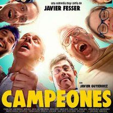 Cartel de la película Campeones
