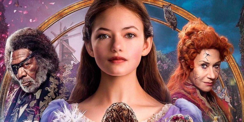 Tres personajes de fantasía