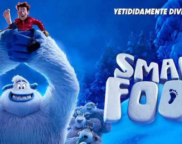 Imagen de la película Samll Foot