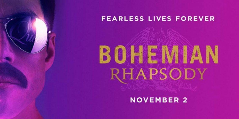Cartel de la película Bohemian Rhapsody