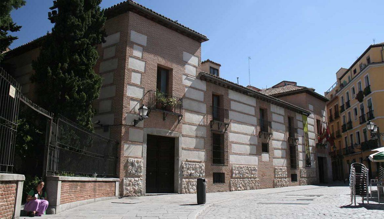 Edifio de lMuseo de los Orígenes