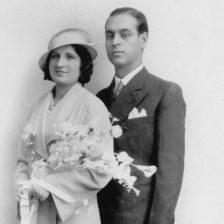 Melchor Antuñano y Damiana Martín