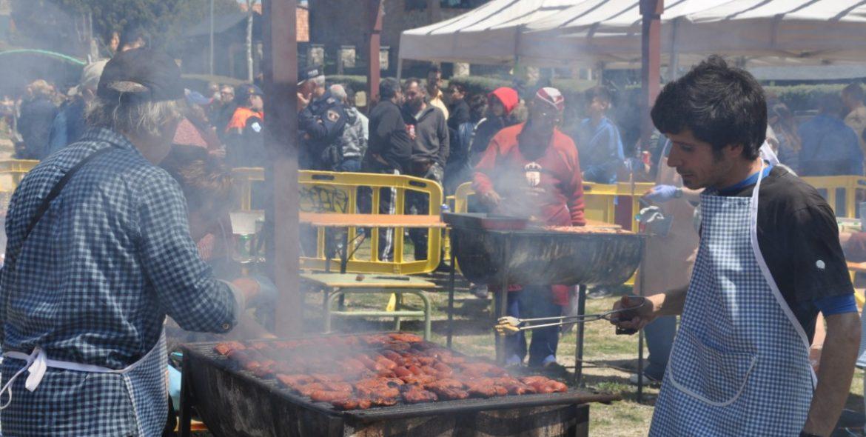 Barbacoas de la Cruz de Mayo de Moralzarzal