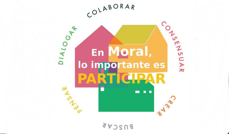 Logo participación ciudadana Moralzarzal