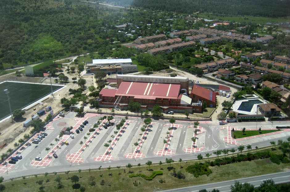 Ciudad Deportiva Navafría de Moralzarzal
