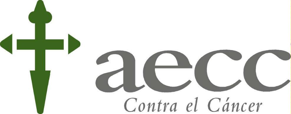 Lgotipo de la Asociación Española contra el Cáncer