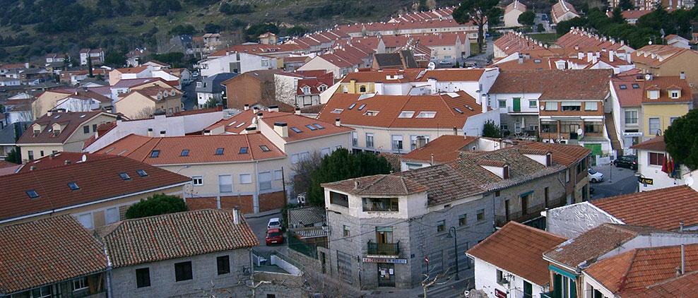 Edificios de Moralzarzal