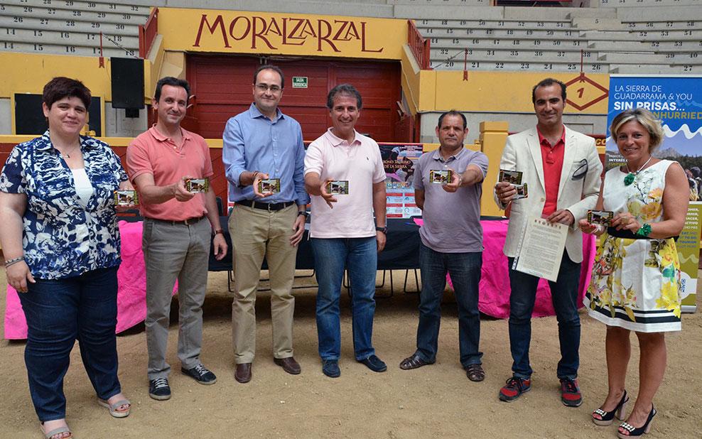 Los alcaldes de los 7 municipios muestran el abono