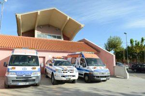 Edificio de Protección Civil de Moralzarzal