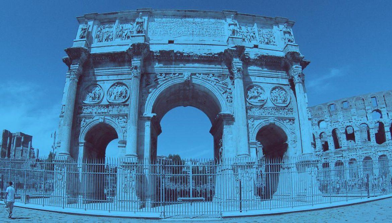 Arco de Constantino de Roma