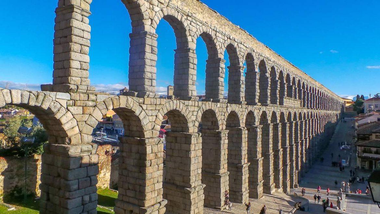 Acueducto de Segovia