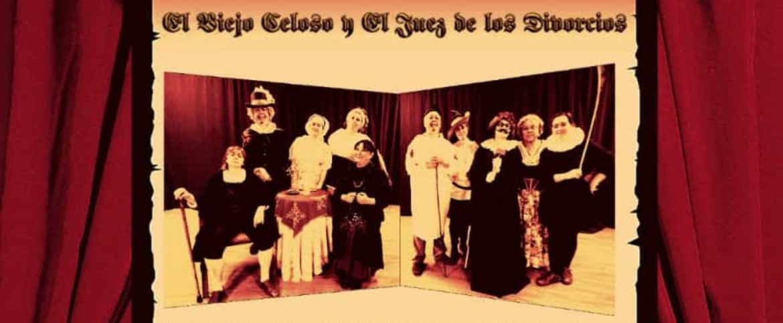 Actores de la representación teatral