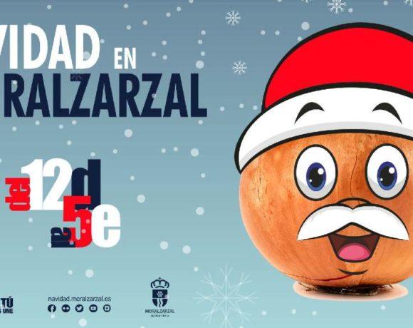 Imagen de la campaña de navidad 2019 de Moralzarzal