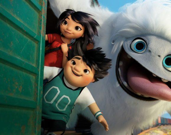 Imagen de la película Abominable