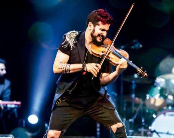 Un violinista