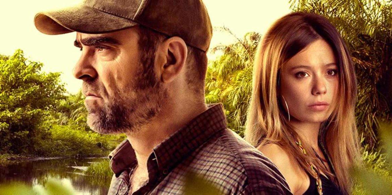 Luis Tosar y Anna Castillo en Adú