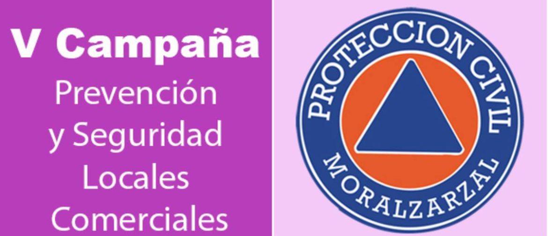 Logo Campaña inspección locales Moralzarzal