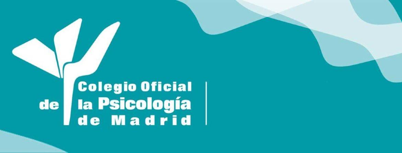 Logo del colegio oficial de psicología de Madrid