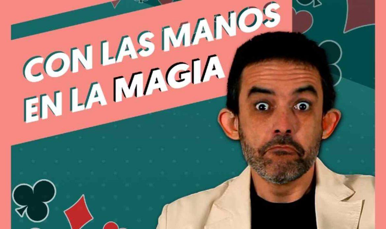 El mago Pablo Arranz