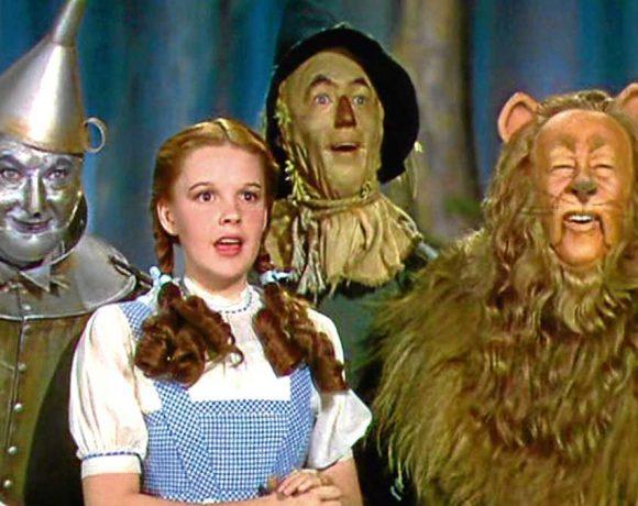 Un fotograma del Mago de Oz