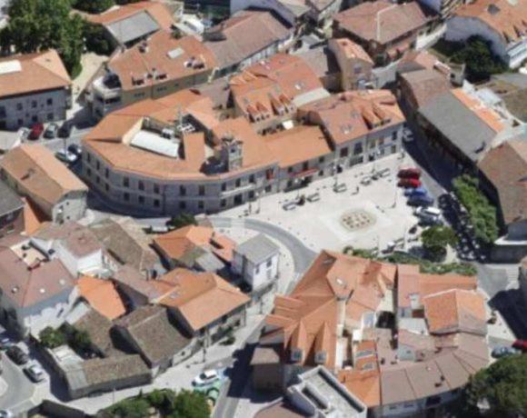 Vista aérea de Moralzarzal