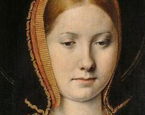 Retrato de Catalina de Aragón