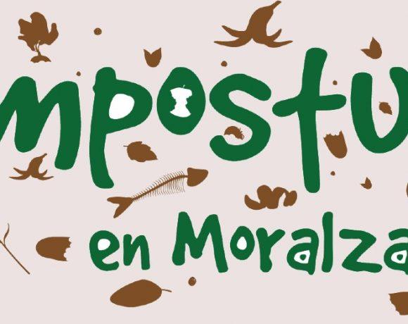 Logo del programa Compostura de Moralzarzal