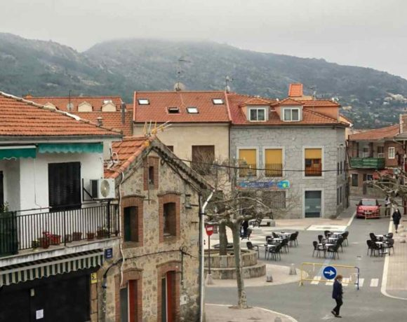 Plaza de la Fragua de Moralzarzal
