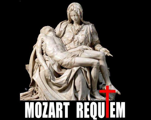 LA Piedad de Miguel Ángel como cartel del Réquiem de Mozart
