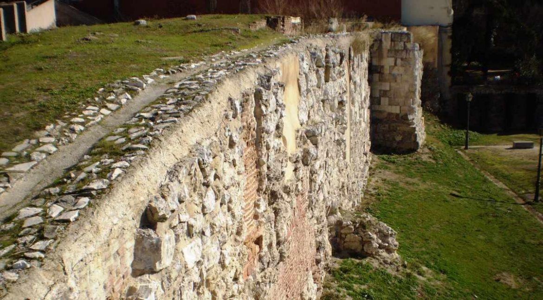 La muralla musulmana Madrid
