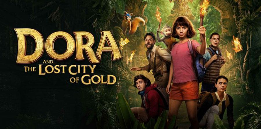Cartel de la película Dora