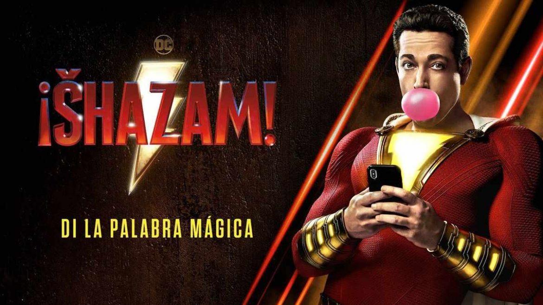 Cartel de la película Shazam!